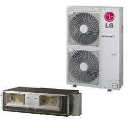 LG Duct Free Art Cool Premier Single Zone System - LH367HV