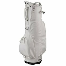 TITLEIST Golf JAPAN Caddy Bag CB6VW Vokey Design Limited Model White 9 x 46 inch $617.32