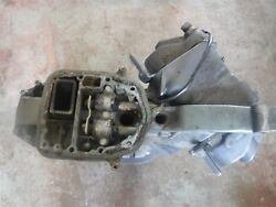 2004 Yamaha Outboard 50 Hp Upper Casing With Swivel Bracket And Arms