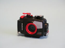 OLYMPUS PT-058  for TG-5 Waterproof Underwater Protector EMS