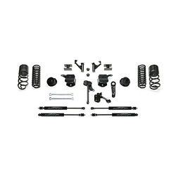 Fabtech K3139m Basic 5 System W/ Coil Springs And Stealth Shocks For Ram 2500 4wd