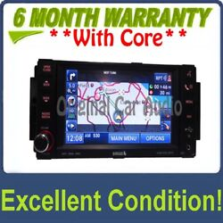 Vw Routan Mygig Touch Screen Gps Navigation Radio Stereo Rer Dvd Cd Player Aux