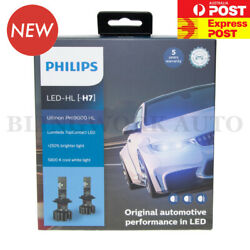 PHILIPS H7 +200% X-treme Ultinon LED Headlight Conversion Kit Bulbs 6000K VE R1