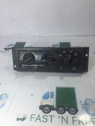 01-05 Chevy Venture Heater Air Conditioning AC Climate HVAC Controller (9A).