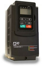 75 HP 230V 3PH INPUT 230V 3PH OUTPUT TECO VARIABLE FREQUENCY DRIVE F510-2075-C3