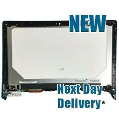 Lenovo Flex 2 15 15.6 Led Lcd Touch Screen Display Assembly With Frame