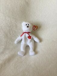 The Rare And Coveted Valentino, Ty Beanie Baby From 1994 With Unique Flaws