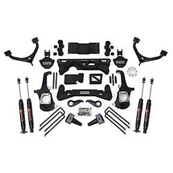 Fits 11-17 Gm 2500/35hd 4wd/2wd Readylift 7-8 Off-road Lift Kit With Shocks.