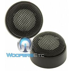 Infinity Perfect -t 1 Aluminum Kappa Car Audio Tweeters From 6.1 Components New