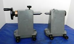 Tailstock Center Set For Tool And Cutter Grinder