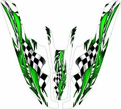 Kawasaki 650 Sx Jet Ski Wrap Graphics Pwc Stand Up Jetski Decal Kit Racing