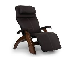Human Touch Leather Pc-420 Classic Plus Zero Gravity Perfect Chair Recliner Espr