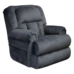 Catnapper Large Scale Burns 4847 Power Lift Chair Recliner 400lb - Midnight Blue