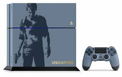 Sony Ps4 Playstation 4 Uncharted .co.jp Limited Edition W/ Product Code