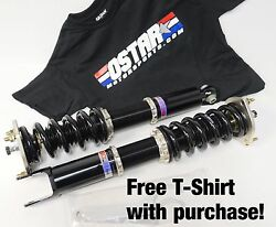 Bc Racing Coilovers Br Series For 06-10 Bmw 6 Series E63/64 M6 Only Swift Spring