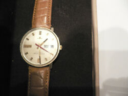 Le Coultre Master Mariner - Day Date - 10karat Gold Filled - Automatic