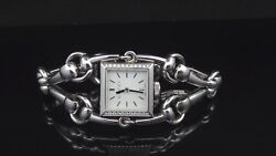 Signoria White Mother Of Pearl Dial 116.5 Series Diamond Womenand039s Watch
