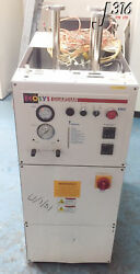 778 Ecosys Thermal Oxidation Gas Scrubber W/ Flashback Guardian Gs4