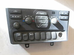 00 2000 VOLVO S80  CLIMATE CONTROL UNIT AC HEAT SWITCH 949253