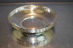 Vintage And Co Sterling Silver 9 Centerpiece Bowl. Stunning Gift
