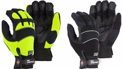 Majestic 2145 Winter Hawk Armorskin™ Insulated Gloves, Waterproof And Breathable