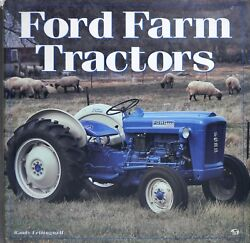 Motorbooks Classics Ford Farm Tractors By Randy Leffingwell 1998 Hardcover /
