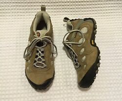 MERRELL Chameleon II 2 Ventilator Classic Hiking Shoes Sneakers $140 Taupe 7.5