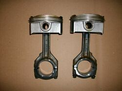 02 03 04 06 2003 Honda Rc51 Rvt1000 Sp2 Oem Pistons And Rods