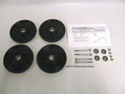 Arctic Cat Snowmobile 5.35 4 Wheel Kit W/o Mounts See Listing For Fit 6639-810