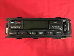 FORD EXPEDITION LINCOLN NAVIGATOR DIGITAL CLIMATE CONTROL HEATER AC 99 00 01 02