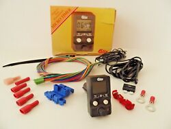 Calix Micro Dash 24 Hour Timer For Control Of Engine Heater Systems Universal