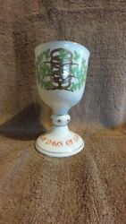 Royal Doulton 12 Days Of Christmas Goblets Complete Set