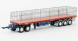 Drake Zt09145 Maxitrans Freighter Trailer And Dolly Road Train Drake 150