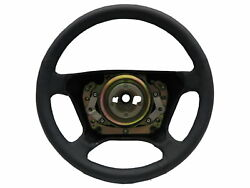 R129 1993-1995 STEERING WHEEL OE ALL BLACK for Mercedes-Benz