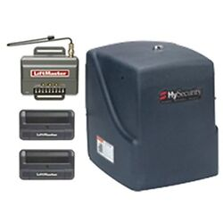 Hysecurity Slidesmart Dc 15 Slide Gate Opener With Receiver And 2 Transmitters