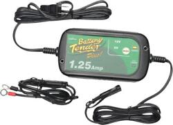 BATTERY TENDER 1.25 AMP SELECTABLE CHARGER 612 VOLT 022-0211-DL-WH MC