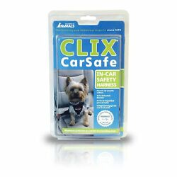 Clix Car Safe Harness for Dogs XS Small Medium Large