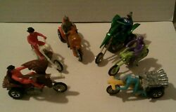 Rrrumblers Lot (6 bikes + riders + 2 track guides) (upgraded)