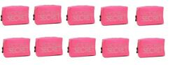 10 x Victoria's Secret PINK NYLON BLING COSMETIC BAG PURSE - NEW WITH TAG
