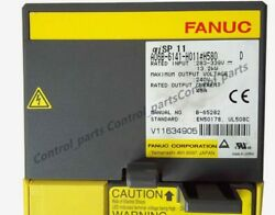 1 Pc Used Fanuc A06b-6141-h011h580 Servo Amplifier In Good Condition