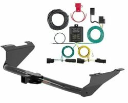 Curt Class 3 Trailer Hitch And Wiring Harness For Chrylser Pacifica