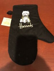 West Highland White Terrier Oven Mitt From Harrods