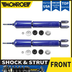 C MONROE 2 FRONT Shock Absorber For 2001 CHEVROLET SILVERADO 1500 4WD