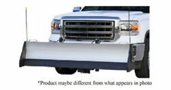 Access Snow Sport Hd Utility 84 Plow With Mount For Expedition/f-150/navigator