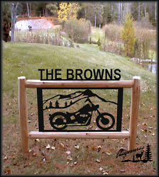 Motorcycle Signs And Gifts