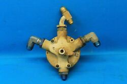 Cessna 414 Right Fuel Selector Valve P/n 9910060-8 21217