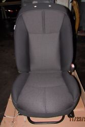 New Oem Nissan Sentra Sr Right Front Seat 87601-9am2a Black Cloth Never Used