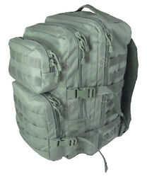 Us Foliage Green Molle Rucksack Assault Large 36l Backpack Tactical Army Pack