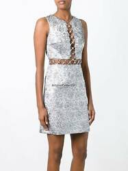 NWT MICHAEL KORS Embroidered Dress Size US 4