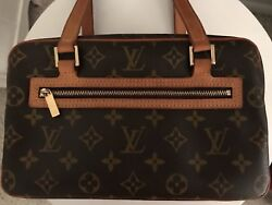 Authentic Louis Vuitton Monogram Cite PM Shoulder Bag